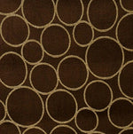 Fabricut Soap Bubbles Umber Fabric