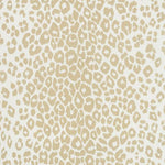 Schumacher Iconic Leopard Indoor/Outdoor Linen Fabric