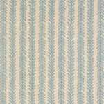 Schumacher Woodperry Blue Fabric