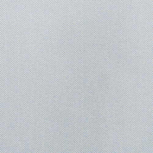 Schumacher Classic Herringbone Chambray Fabric - Fabric
