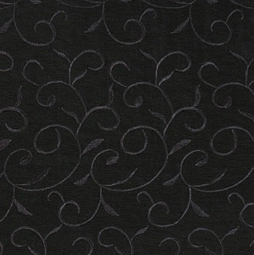 Fabricut Treat Onyx Fabric - Fabric