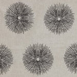 Groundworks Sea Urchin Ivory/Ebony Fabric