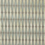 Groundworks Dragonfly Taupe/Aqua Fabric