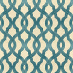 Kravet Layered Luxury Azure Fabric