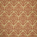 Fabricut Once Upon A Time Terra Cotta Fabric