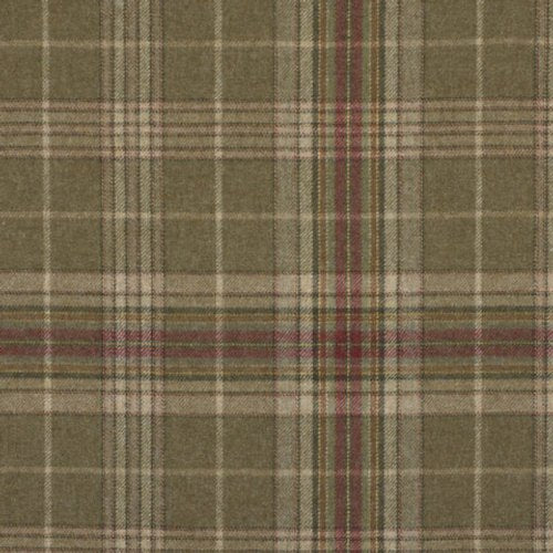Ralph Lauren Hardwick Plaid Woodland Fabric - Fabric