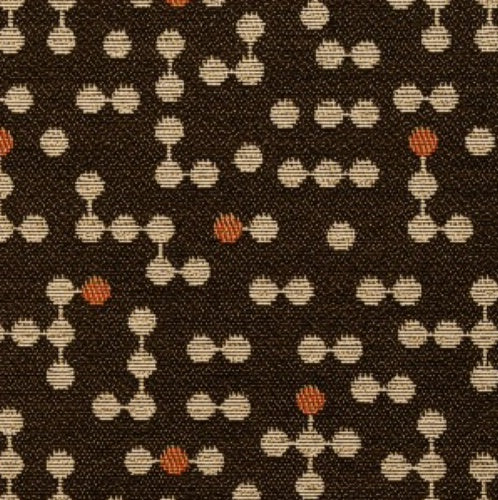 Fabricut Matrix Mocha Cream Fabric - Fabric