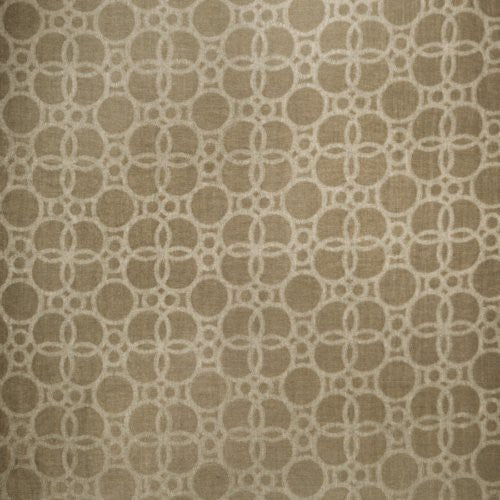 Trend 02571 Taupe Fabric - Fabric
