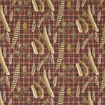 Kasmir Trouve Garnet Fabric