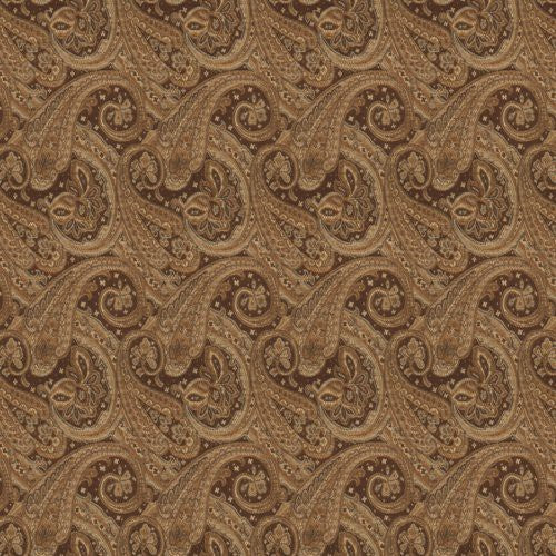 Trend 02897 Brown Fabric - Fabric