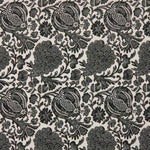 Kasmir Turtle Bay Noir Fabric