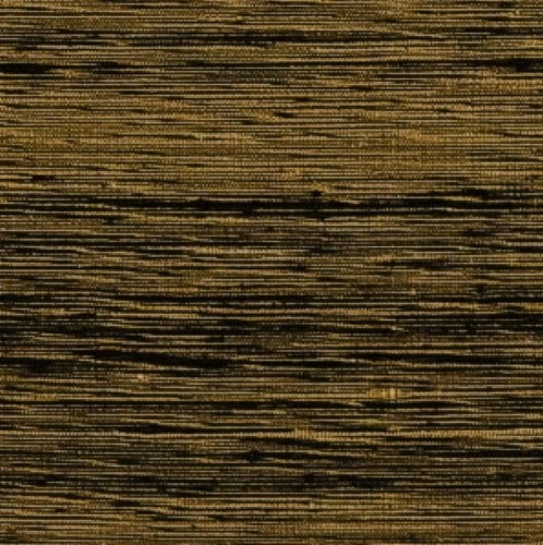 Fabricut Shalini Silk Black Gold Fabric - Fabric