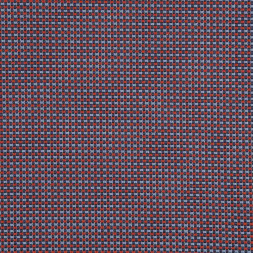 Baker Lifestyle Padstow Red/Blue Fabric - Fabric