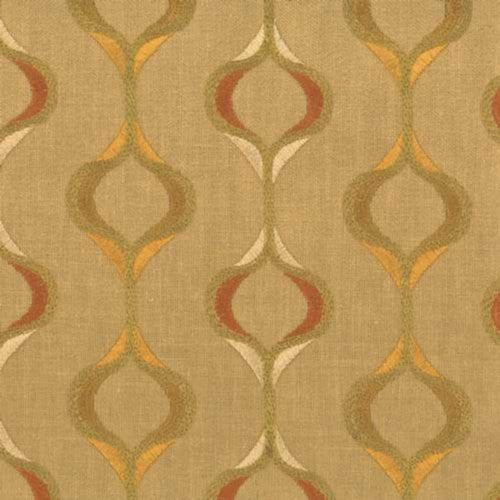 Stout Aubree Tile Fabric - Fabric