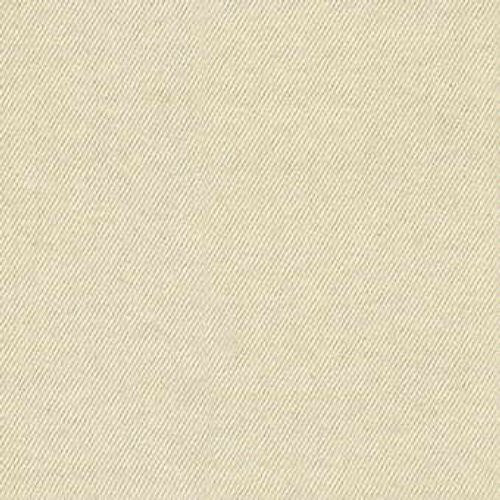 Baker Lifestyle Denim Plain Natural Fabric - Fabric
