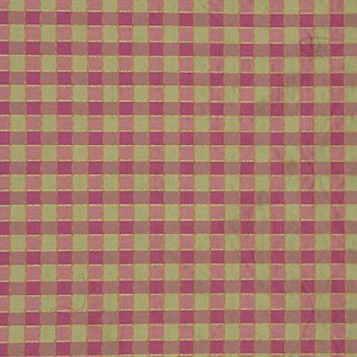 Lee Jofa Lee Jofa Penrith Check-Rose/Le Fabric - Fabric