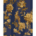 Cole & Son Zerzura Royal Blue & Gold Wallpaper
