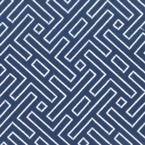Stout Swagger Navy Fabric - Fabric