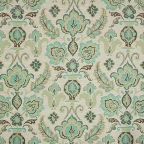 Stout Hemsworth Lagoon Fabric - Fabric