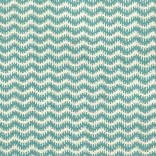 Stout Bright Turquoise Fabric - Fabric