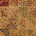 Lee Jofa Indian Blocks Amber Fabric