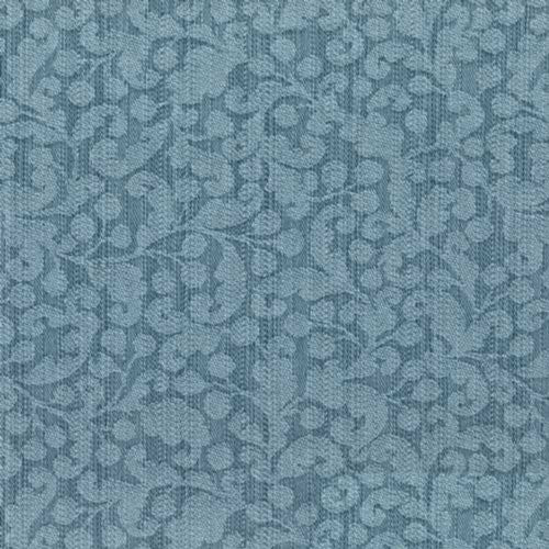Stout Swanky Delft Fabric - Fabric