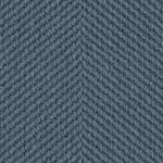 Kravet Classic Chevron Denim Fabric