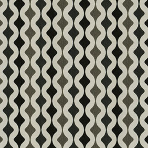 Trend 04319 Charcoal Fabric - Fabric