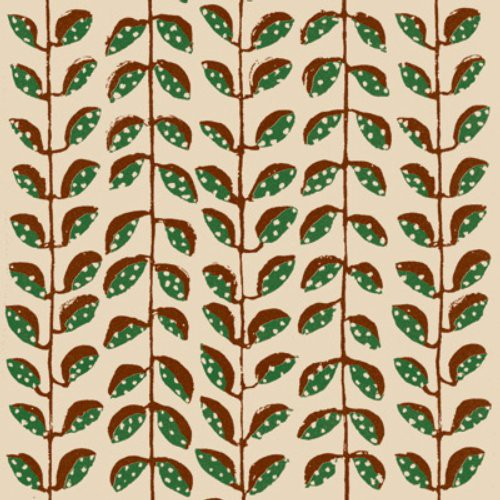Lee Jofa Autumn Bean Forest Fabric - Fabric