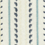 Scalamandre Senwick Blue Fabric