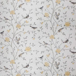 Trend 04230 Grey Citrine Fabric