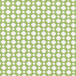 Schumacher Betwixt Leaf/Blanc Fabric