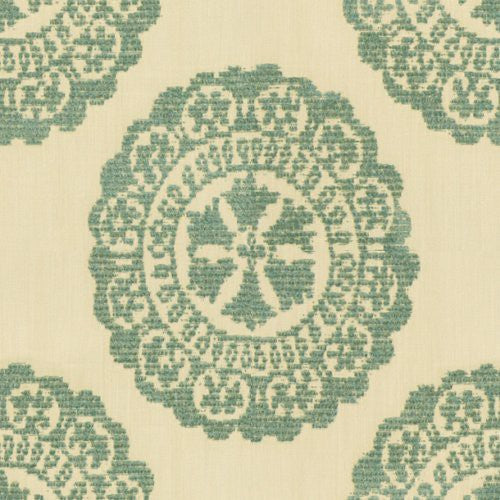 Kravet Suzani Bloom Bimini Fabric - Fabric