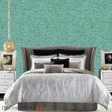 Phillip Jeffries Chromatic Vivacious Viridian Wallpaper