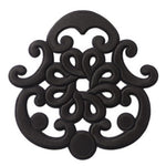 Stroheim Escutcheon Black Trim