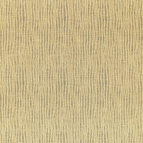 Schumacher Spun Gold Gilt Fabric - Fabric
