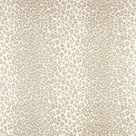 Schumacher Iconic Leopard Linen Fabric