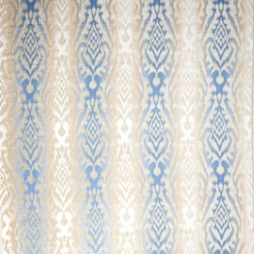 Vervain Cambay Bluejay Fabric - Fabric