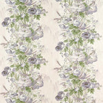 Schumacher Boughton House Gris Fabric