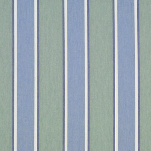 Ralph Lauren Sagaponeck Stripe Meadow Fabric - Fabric
