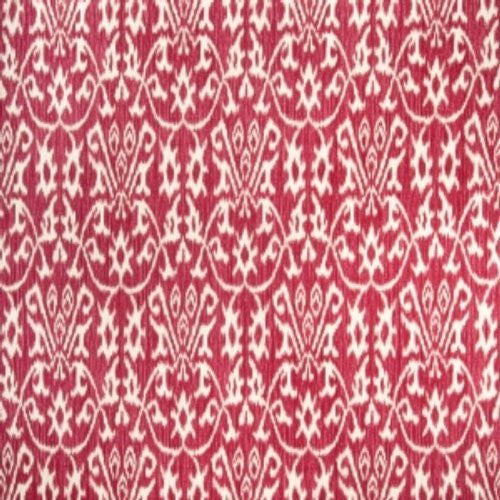 Vervain Costanti Red Fabric - Fabric