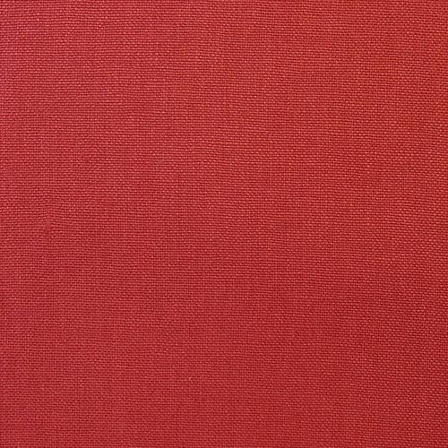 Scalamandre Toscana Linen Rouge Fabric - Fabric