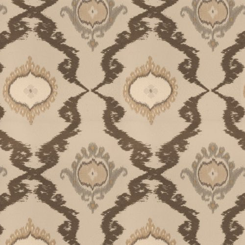 Stroheim Pavan Embroidery Shadow Fabric - Fabric
