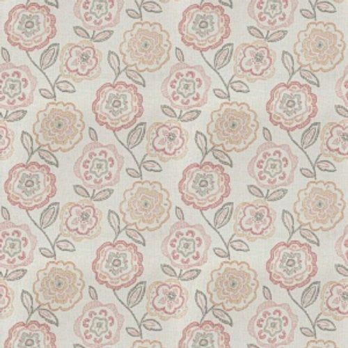 Vervain La Fontaine Tealberry Fabric - Fabric
