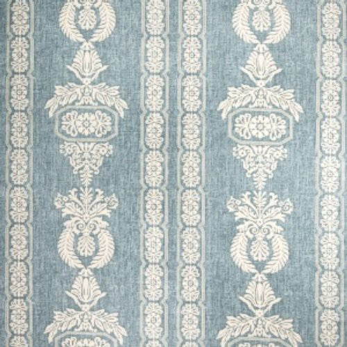 Vervain La Marco Teal Fabric - Fabric