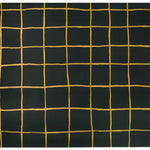 Groundworks Coquette Black/Gold Wallpaper