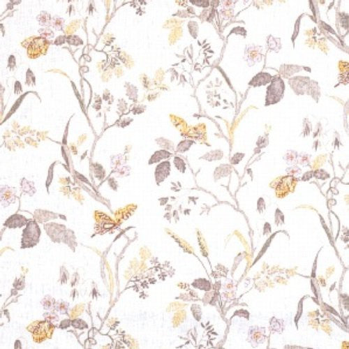 Vervain Papillon Lemon Fabric - Fabric