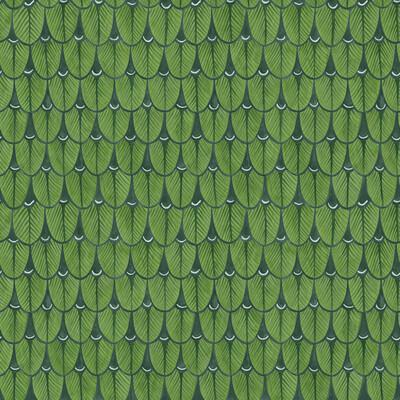 Cole & Son Narina Leaf Green Wallpaper - Wallpaper