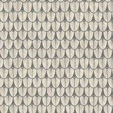 Cole & Son Narina Black & White Wallpaper