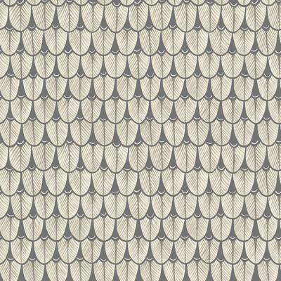 Cole & Son Narina Black & White Wallpaper - Wallpaper